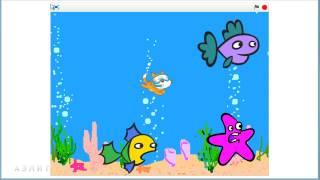 Урок 11. Игра «Кот-рыболов». Часть 1. Сценарий и проектирование игры