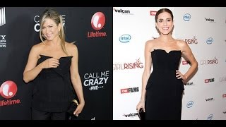 Allison Williams Says She Admires Jennifer Aniston