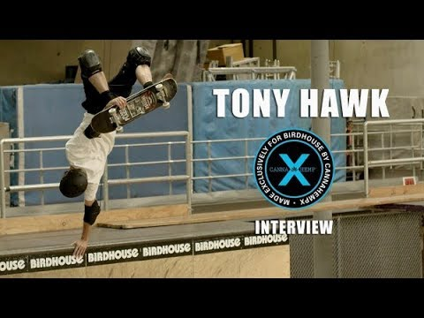 Tony Hawk x Canna Hemp X