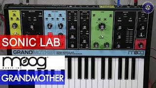 Sonic LAB: Moog Grandmother Synthesizer Review
