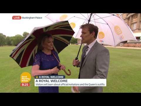 Dame Esther Rantzen - Inside Buckingham Palace | Good Morning Britain