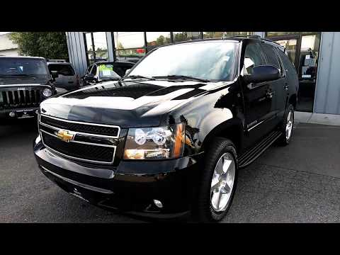 2007 Chevy Tahoe Ltz Loaded Leather Navigation Backup Camera Moonroof