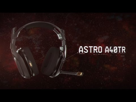 A40 TR + MIXAMP & MOD KIT | ASTRO GAMING