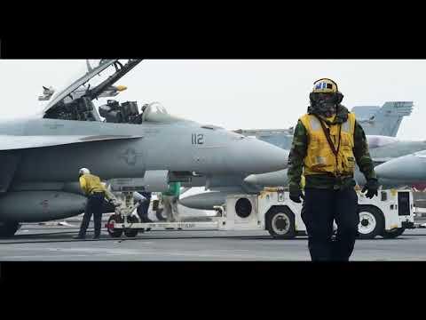 DFN:USS Theodore Roosevelt, CVN 71,Deployment FY 2018,U.S. 5TH FLEET AREA RESPONSIBILITY, 02.11.2018