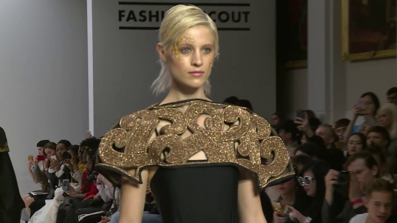 FAD showcases at London Fashion Week