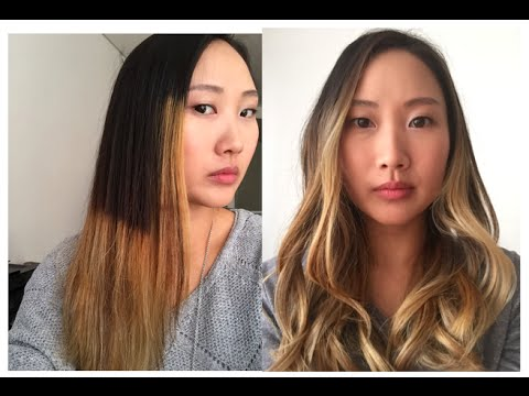 Vlog Ombre From Hell Before And After Youtube