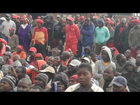 President Tsvangirai's Mkoba rally speech - 10 June 2017