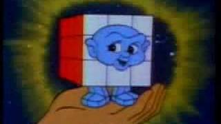 *Rubik* The Amazing Cube* Cartoon ~ Opening Intro