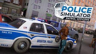 HEUTE ENDLICH im POLIZEIAUTO unterwegs? - Polizei Simulator