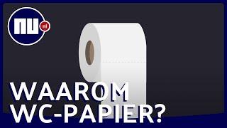 Hierom hamsteren mensen wc-papier bij een crisis | NU.nl