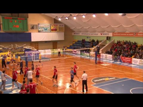 2017 CEV U-17 Volleyball European Championship. Men. Ukraine - Belarus