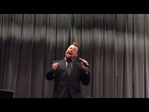 Steve Ladd sings Chain Breaker