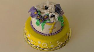 Торт для Софии.
