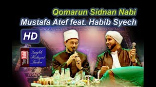 Video Qomarun - Mustafa Atef feat. Habib Syech - Lirboyo Bersholawat (Terbaru) download MP3, 3GP, MP4, WEBM, AVI, FLV Maret 2018