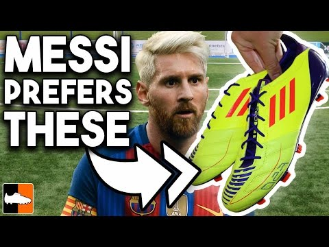 MESSI 2011 vs. 2017 - Which Is Better? F50 v 16.1