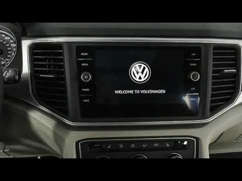 New 2019 Volkswagen Atlas Atlanta, GA #K16442