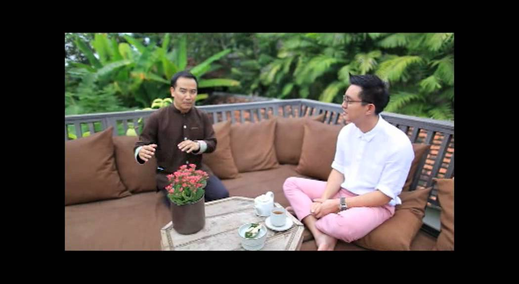Tamarind village chiang mai 7th heaven khun tan interview for 7th heaven beauty salon