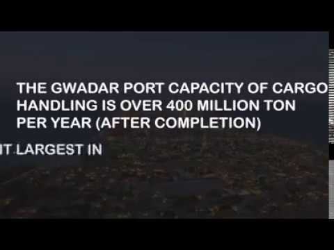 Comparison of the Gwadar Port with other regional ports