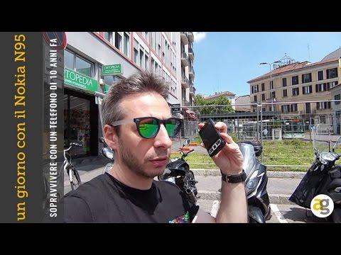 Un giorno con il Nokia N95. Sopravvivere con un telefono di 10 anni fa.