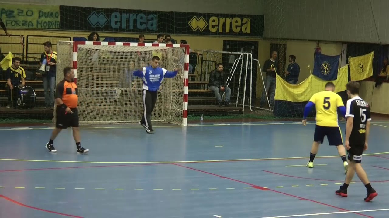 Serie A1M [5^]: Modena - Romagna 28-21