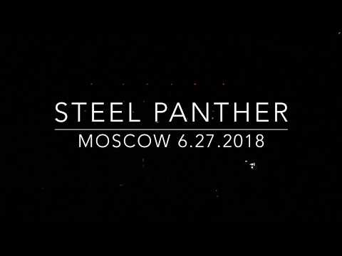 Steel Panther 6.27.2018 Moscow