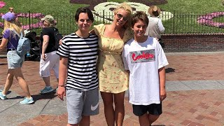 Inside Britney Spears' Holiday Plans With Her Sons (Exclusive)