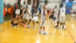 AAU Basketball Jaden Rogers GHITP ELITE 2021