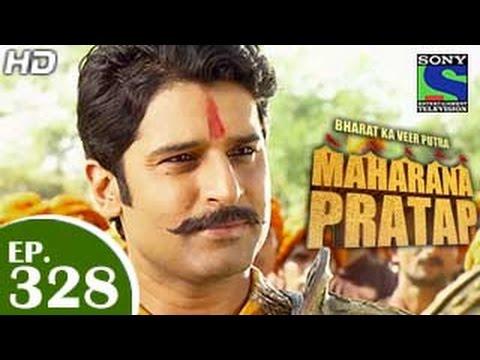 Bharat Ka Veer Putra Maharana Pratap - महाराणा प्रताप - Episode 328 - 10th December 2014