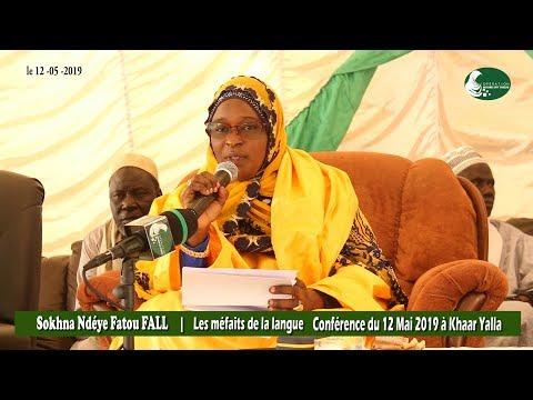 Sokhna Ndèye Fatou FALL a bien assuré la relève.