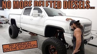 THE EPA HAS SHUT DOWN DELETING DIESELS!