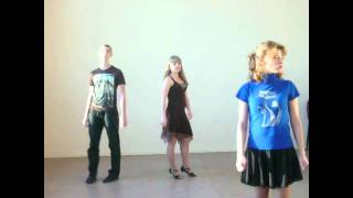 Хастл. Базовый курс. Урок 1. Территория Танца (www.dvhustle.ru)