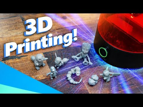 3D Printing That's Finally WORTH IT! SparkMaker 3D Review