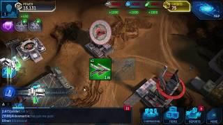 Stellar Age: MMO Strategy - Android gameplay PlayRawNow screenshot 3