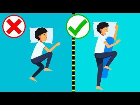 10 Крутых Секретов Как Засыпать и Высыпаться За 6 Часов