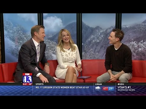 "FOX 13 Utah's ""The Place"" Interview with TIM TIMMERMAN, HOPE OF AMERICA Director Cameron Sawyer"