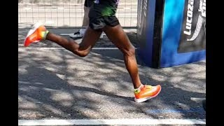 Running Myth #1: Foot strike, heel strike, forefoot