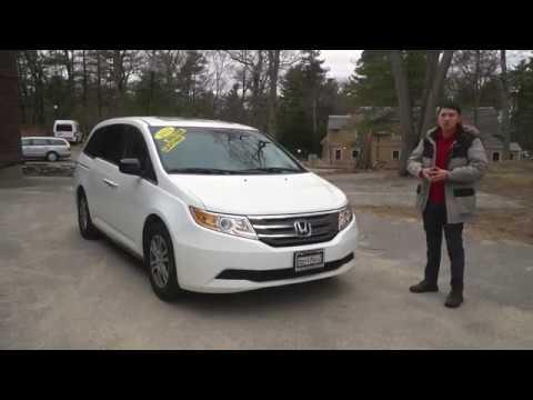 Honda Odyssey IV/Любимец домохозяек и глав больших семейств