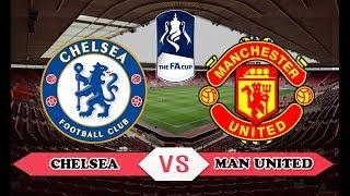 Jadwal Siaran Langsung Chelsea vs Manchester United Piala FA, The Blues Unggul di Lima Pertemuan