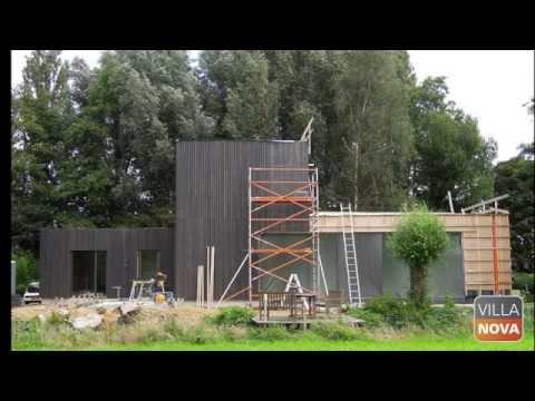 Villa Nova houtskeletbouw Duiven