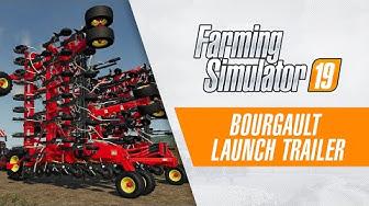 Farming Simulator 19: Bourgault - Launch-Trailer