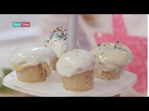 Gelato A Muffin Di Benedetta Parodi Ricette Molto Golose Video
