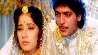 Manisha Koirala, Chunky Pandey, First Love Letter - Scene 10/14