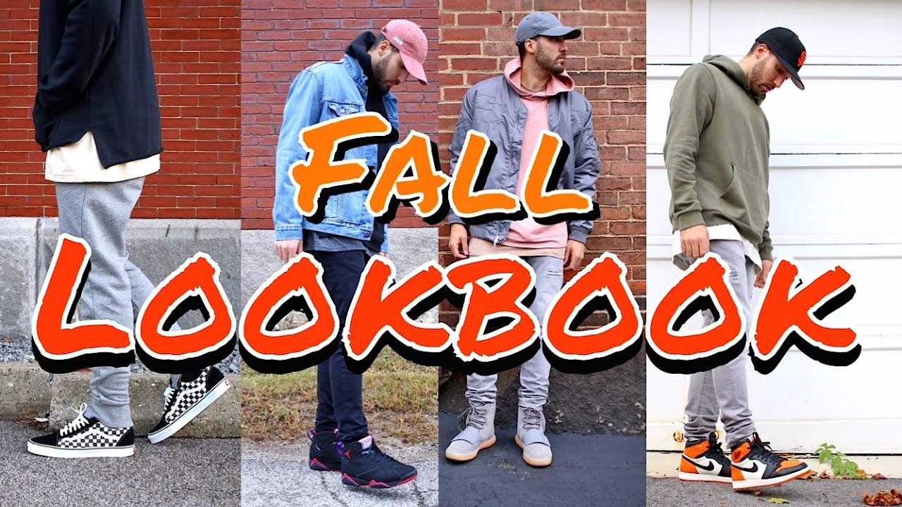 4e08a456400 FALL LOOKBOOK - OUTFITS I LL BE WEARING THIS FALL SEASON - YouTube