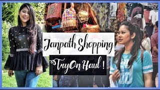 JANPATH Shopping + TryOn Haul | ThatQuirkyMiss
