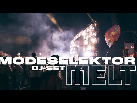 Modeselektor DJ Set at Melt Festival 2016
