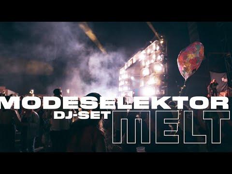 Modeselektor DJ Set at Melt Festival 2016