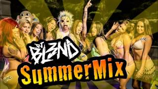 Summer Mix Dj BL3ND (2013)