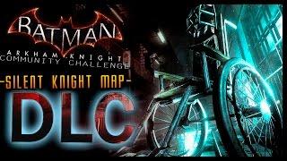 Batman Arkham Knight: DLC Silent Knight (Red Hood) Gameplay!