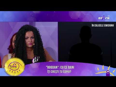 Cristina, acuzată că face videochat! Bogdan: