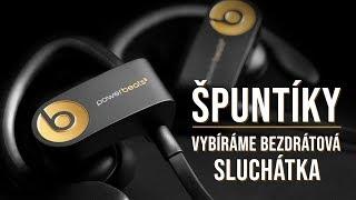 Vybíráme bezdrátová sluchátka: Sony C300, KOSS BT232i a Beats Powerbeats3! (SROVNÁVACÍ RECENZE #890)
